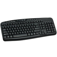 High Quality Computer Multimedia Design Keyboard (KB-154)